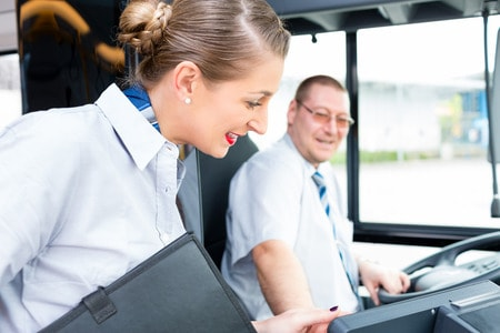 Coach Hire St Helens